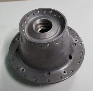 Conical Hub Before